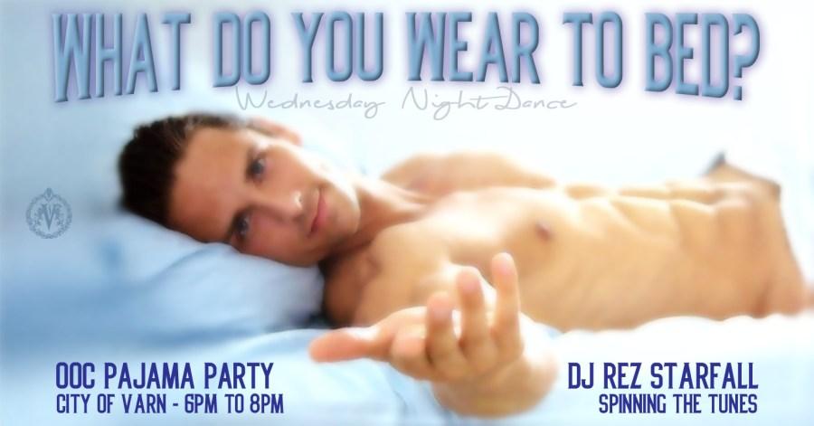 Pajama Party AD