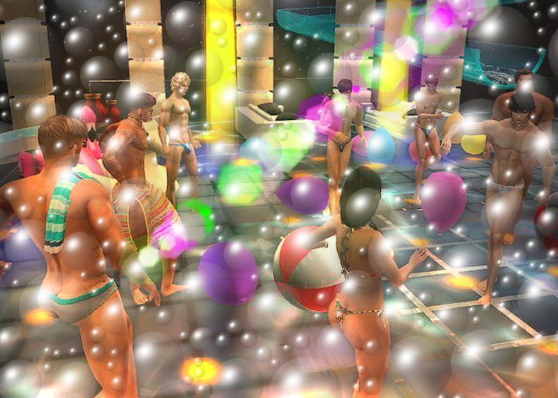 OOC Pool Party - Varn (2)IIa