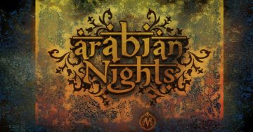 Abrabian Nights May 30th 2018