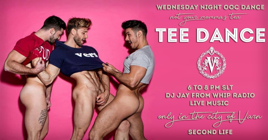 Tee Dance Poster